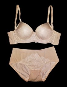 Jual-Bra-Set-Amitie-Nude-With-Lace