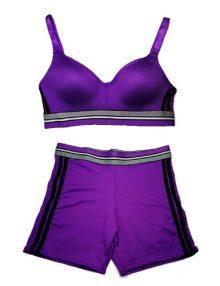 Jual Sport Bra amitie purple