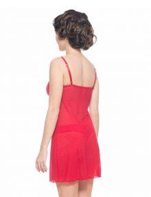 Jual-chemise-sleepwear-Forget-me-not-elle-red-2