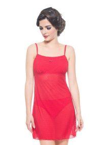 Jual-chemise-sleepwear-Forget-me-not-elle-red