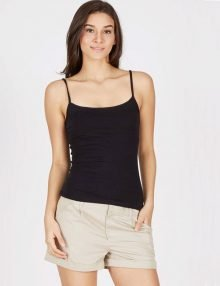Camisole Forget Me Not Charita Hitam