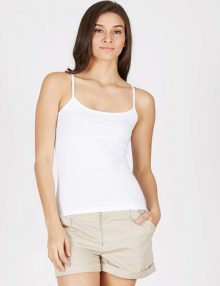 Camisole Forget Me Not Charita Putih