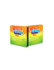 Jual Kondom DUREX Ribbed
