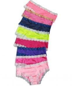 Jual Paket Panty Rhet O Ric Nylon Satin Lace