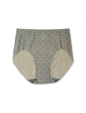 jual Panties TORY Seamless Grey Polkadots