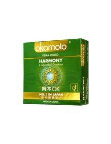 jual kondom okamoto harmony