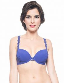 jual Bra Set Forget Me Not Greta Violine Blue