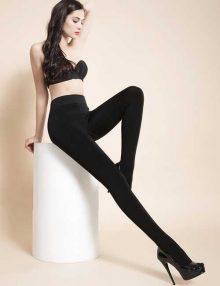 Pantyhose Thick Velvet Black