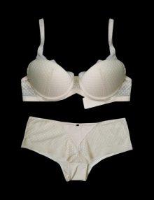 Bra Set Emporio Armani Flawless Nude