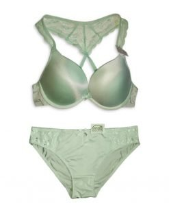 Bra Set Rhet O Ric Ashley Jade Green