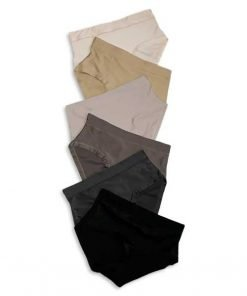 Promo Panty Amitie Daily Plain Colour Three Pack