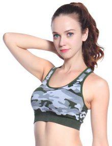 Bra Sport Army Style