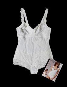 Bodysuit Esmara Bugel White