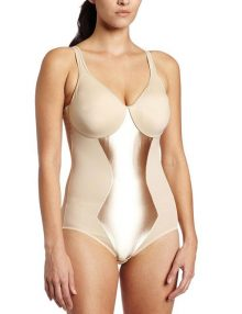 Bodysuit Flexees Womens Firm Control Minimizer Nude