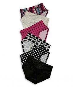 Paket Panties Amitie Nylon Daily Wear