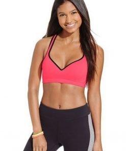 Sport Bra Material Girl Active Pink