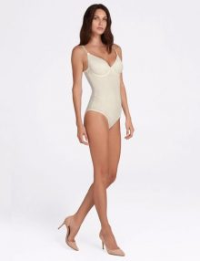Bodysuit Palmers Sexy Spacer Ivory