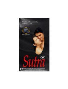 Kondom Sutra OK Black Delaying Ejaculation