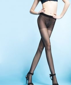 Pantyhose Comfort Office Black