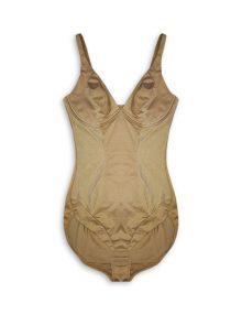 Lingerie bodysuit Non Padded Beige