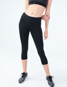 Leggings LLD Studio Pocket Crop Black