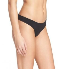 Thong GO Seamless Black