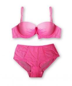 Bra Set Amitie Strapless Pink