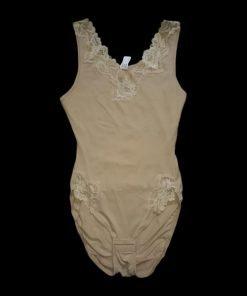 Bodysuit Lacet Nude