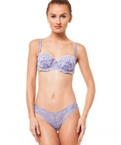 Bra Strapless Valentine Secret Nadine Blue