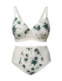 Bra Set Esmara Flower Prints