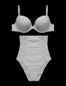 Bra Set Esmara Shapery White