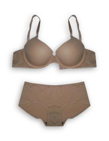 Bra Set Amitie Daily Wear Padded Nude