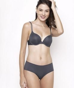 Bra Set Amitie Daily Wear Padded Grey