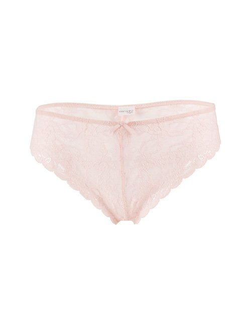 Brief Flower Lace Esmara Soft Pink