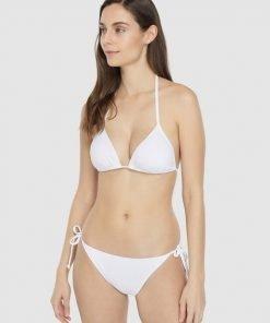 Basic Bikini Triangle Putih
