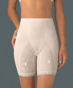 Panty Instant Slimmer Firm Control Long Leg Ivory