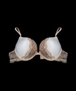 Bra Double Push Yarned Lace