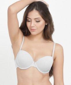 Bra Esmara Edge Beauty Lace Padded White