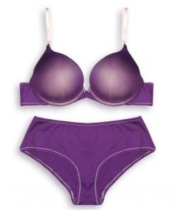 Bra Set Amitie Purple