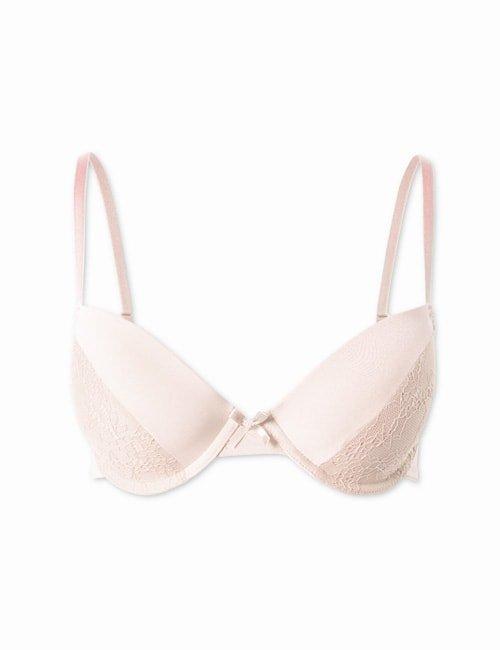 Bra The C&A Demi Wattiert Soft Pink