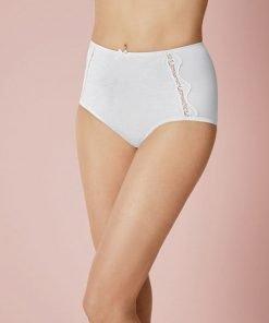 Panties Shaping Esmara Perfect Fit White