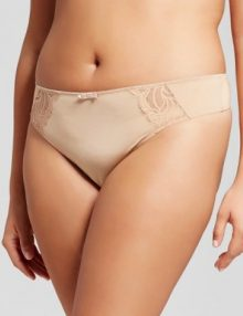 Thong Ava & Viv Plus Size Nude