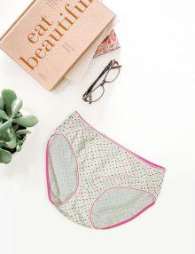 Panties Cotton Colorful Dots