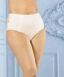 Panties Women's Silhouette Shaping White