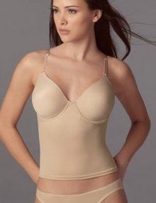 Flexees Women's One Fabulous Body Cami Skin