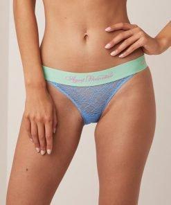 Panties Brief Cher Lace Mint Blue