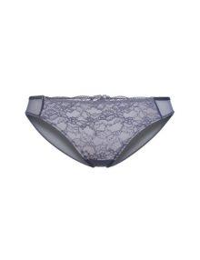 Panties Lace Smoke Grey