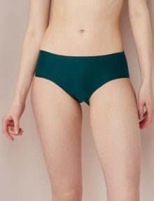 Panty Hipster Seamless Soft Stretch Jade Green