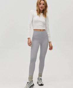 Legging Shaping High Waist Light Grey