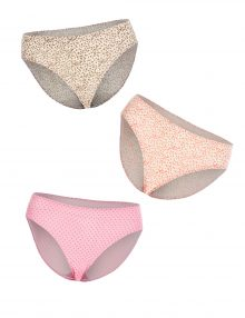 Three Pack Brief Tori Daily Wear Various Pattern 2